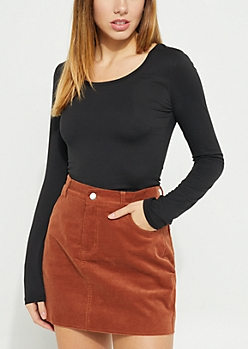 Soft Long Sleeved Top