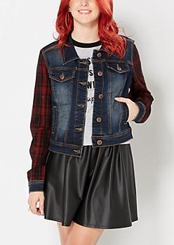 Grunge Maven Jacket