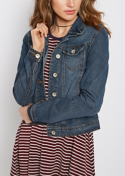 Girls Fashion Jackets & Vests | rue21