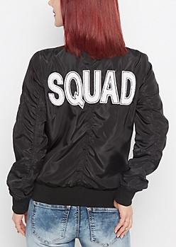 Squad Black Bomber