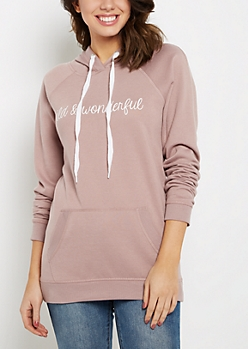 Wild & Wonderful Fleece Hoodie