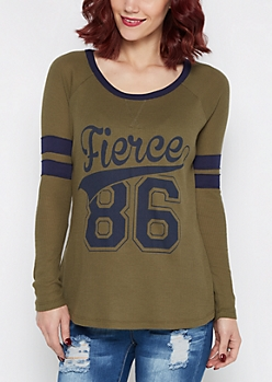 Fierce 86 Thermal Top