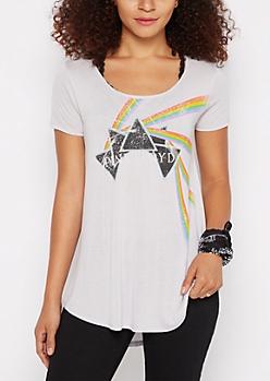 Pink Floyd Prism Band Tee
