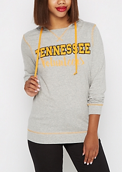 Tennessee Vols Color Blocked Hoodie