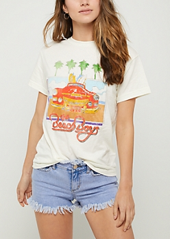 Beach Boys Retro Summer Tee