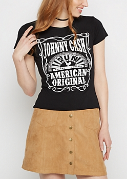 Johnny Cash American Original Tee