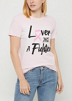 Lover And A Fighter Tee