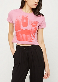 Skater Chick Crop Top