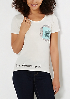 Tribal Soul Pocket Tee