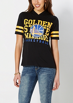 Golden State Warriors Hooded Tee