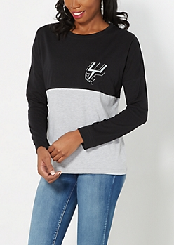 Graphic Long Sleeve Tees