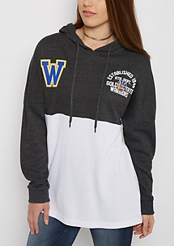 Golden State Warriors Est. Color Block Hoodie