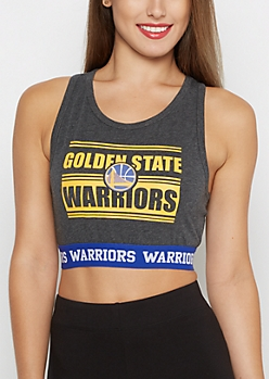 Golden State Warriors Sport Bra