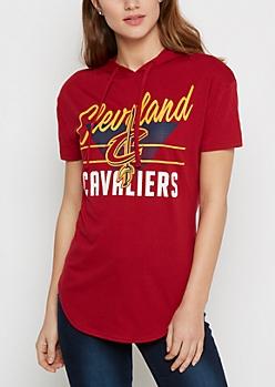 Cleveland Cavaliers Hoodie Tee
