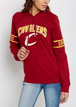 Cleveland Cavaliers Fleece Logo Hoodie