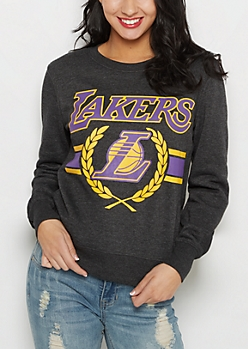 Los Angeles Lakers Laurel Sweatshirt