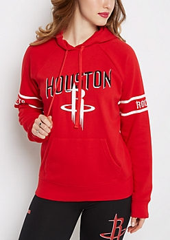 Houston Rockets Fleece Logo Hoodie