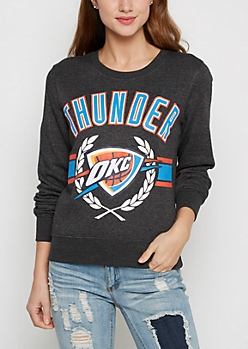 Oklahoma City Thunder Laurel Sweatshirt