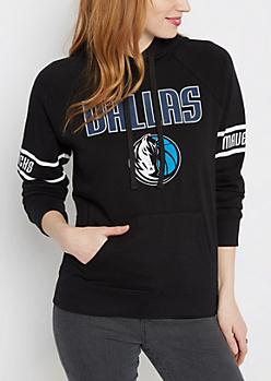 Dallas Mavericks Fleece Logo Hoodie