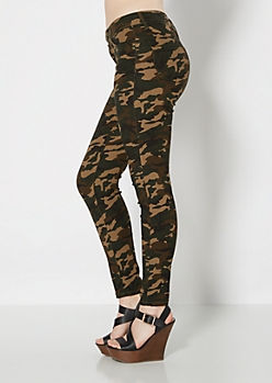 Better Booty Camo Jegging