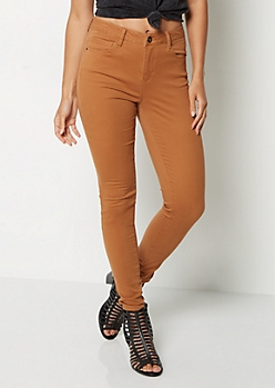 Camel Soft High Rise Jegging