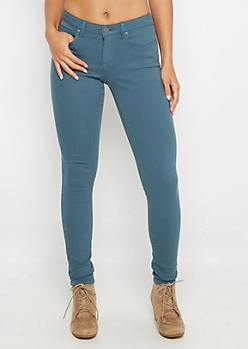 Teal Jegging By Sadie Robertson x Wild Blue™