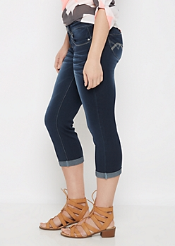 Better Butt Cuffed & Cropped Jegging