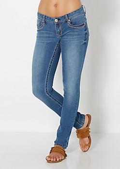 Classic Skinny Jean in Short
