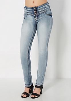 Freedom Flex 3-Shank Vintage Skinny Jean