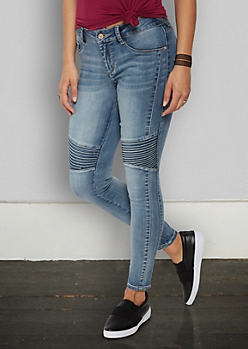 Vintage Moto Jegging in Regular