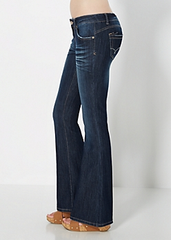 Better Booty Baked Flare Jean