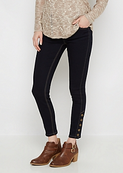 Dark Blue Slimming Jegging