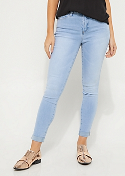 Vintage High Rise Ankle Skinny Jean in Regular