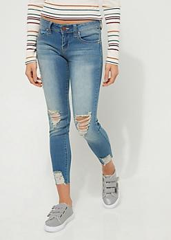 Vintage Better Butt Ankle Skinny Jeans