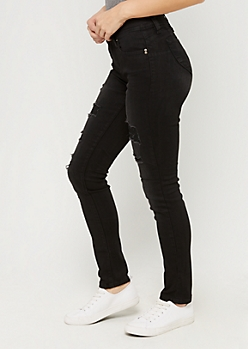 Destroyed Better Butt Vintage Jegging