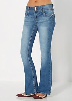3-Shank Vintage Boot Jean