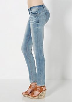 Better Booty Vintage Baked Skinny Jean