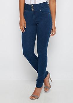 High Waist Skinny Jean By Wild Blue x Sadie Robertson™