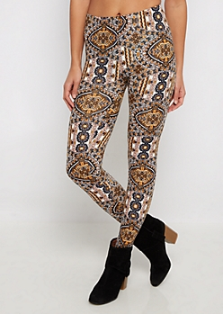 Folklore Medallion Legging