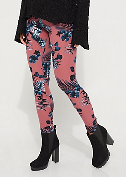 Tropical Escape High Rise Legging