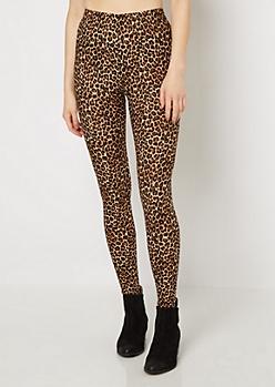 Leopard Soft Brushed Legging