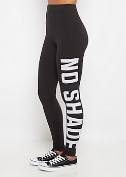 Brushed No Shade Legging