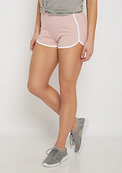 Pink Jersey Dolphin Short