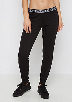 Aztec Fleece Slim Jogger