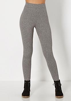 Heather Gray Super Soft High-Waisted Legging