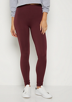 Purple Super Soft High-Waisted Legging