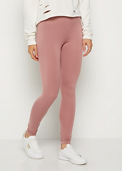 Pink Super Soft High-Waisted Legging
