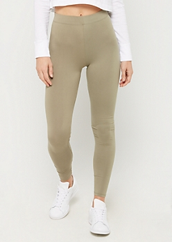 Olive Super Soft High Rise Legging