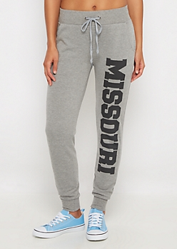 Missouri Soft Knit Jogger