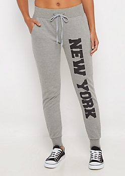 New York Soft Knit Jogger